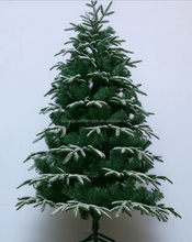 New style hot sell pvc mix pe christmas trees