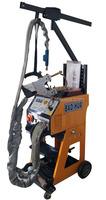 Multifunctional resistance spot welder with X-type gun FY-9900