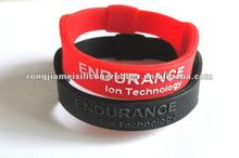 2012 newly customize balance silicone power bracelet