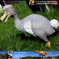 animatronic de aves de simulación de los animales de dibujos animados