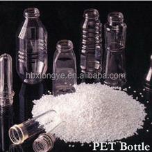 100% virgem polietileno tereftalato PET pré-formas PET resina