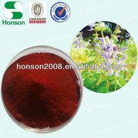 export herbs danshen extract powder from salvia miltiorrhiza bunge for drugs