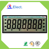 digital price tag lcd display for supermarket,digital price tags