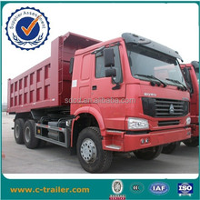 New Condition Manual Transmission Diesel Fuel Chinese mining trucks 25 ton Hydraulic Dump Truck 6x4