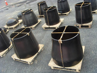 ASME/DIN/JIS stainless/carbon/alloy steel pipe reducer high quality best price