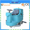 driving type concrete cleaning machine