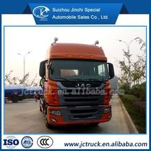 Caminhão de sucção de esgoto / mini aspirador caminhões venda JAC 4 X 2 120HP minitye vácuo caminhão de sucção de esgoto