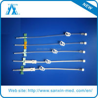 Disposable disposable sterile 16g safety av fistula needle dehp free manufacturers