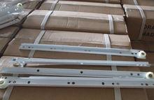 Heavy loading Ball Bearing Drawer Slide/mini ball bearing drawer slides/silent damping drawer slide