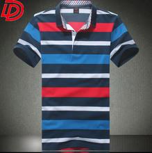 2014 de moda camisa de polo de bordar para hombres camisa de polo