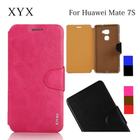 latest popular smart mobile phone accessories leather case cover for huawei ascend mate 7 s