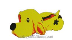 Genius dog is Hot sale! Children car Toys , inflatable animal car toys For Children for sale