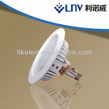 EMC LVD ROHS C-TICK 15W dimmable led downlight