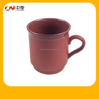 Wholesale promotion terracotta coffee mugs