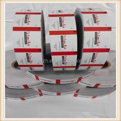 Printed opp / paper / ldpe laminated film for sugar coffee sachet packaging