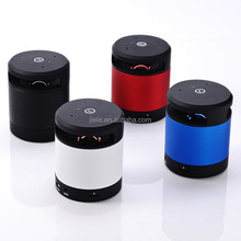 Dynamic gesture recognition wireless bluetooth speaker with TF card