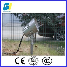 2015 New Meanwell driver waterproof outdoor led light garden