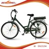 easy riding lithium battery hub motor electric motorbike