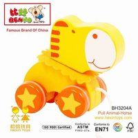 Kids Horse Pull Animal Plush Baby owl plush toys wholesale
