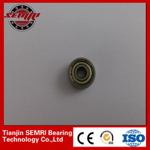 Alibaba China manufacturer SEMRI small ball bearing wheel MR52B 2*5*2 with high quality and large stock