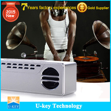 Bluetooth Stereo Speaker Bass with Hands Free Call Function, Home or Outdoor Activitities Bluetooth Speaker