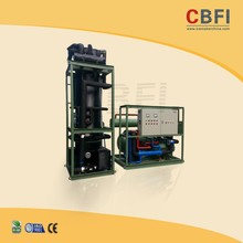Automatic control tube ice machine for hotels and drinks
