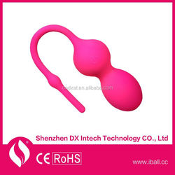 Sex Toy Smart Silicone Balls,100% Waterproof,Female Vagina Massage with Andriod APP Sex Toys for Woman Adult Product