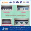 Various Color Mosaic Type Fibeglass Asphalt Shingle