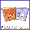 Customized Cardboard Book Shape Box
