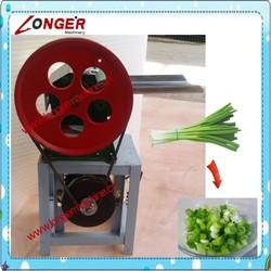 green onion chopping machine / green onion chopper