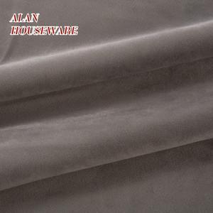 Düşük Fiyat Yeni Tasarım En Popüler Yeni Kanepe Ezilmiş Kadife Kumaş