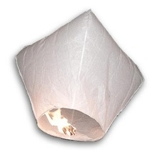 High quality flying paper sky lanterns Manufacturer selling flying paper sky lanterns Wish gift flying lantern
