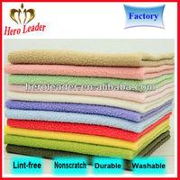 Various weight anti-static heart polar fleece fabric