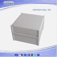 280*280*130mm Electrical ABS/PC IP66 Waterproof Enclosure , Waterproof Box Series DS-AG-2828