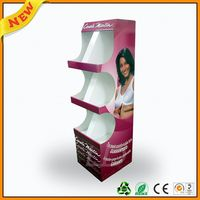 material paper display stand ,mat display rack ,mastercard cardboard tower dispaly