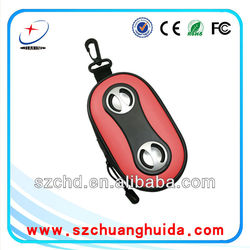 multi-media mini wireless bluetooth speaker bag for iphone ipod Ipad and all bluetooth device
