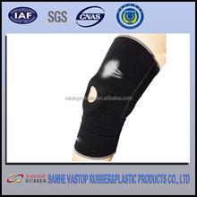 Protective breathable neoprene elastic knee support