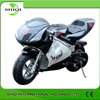 Gas Powered Mini Pocket Bike With New Plastic/SQ-PB01