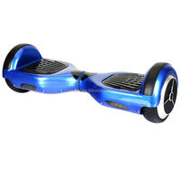 battery operated 2 wheel self balancing scooter
