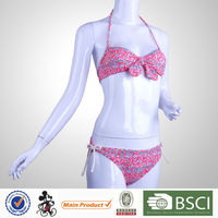 Swimwear & beachwear open hot sexy girl bikini underwear picture