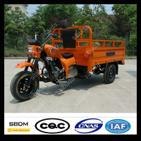 SBDM Low Noise Cargo Motorcycle 100cc Tricycle