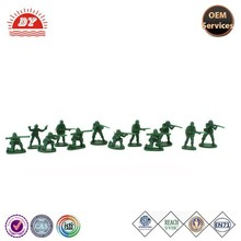 ICTI factory wholesale cheap plastic miniature toy soldiers