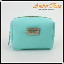Saffino pu leather mini cosmetic bag AM-1691