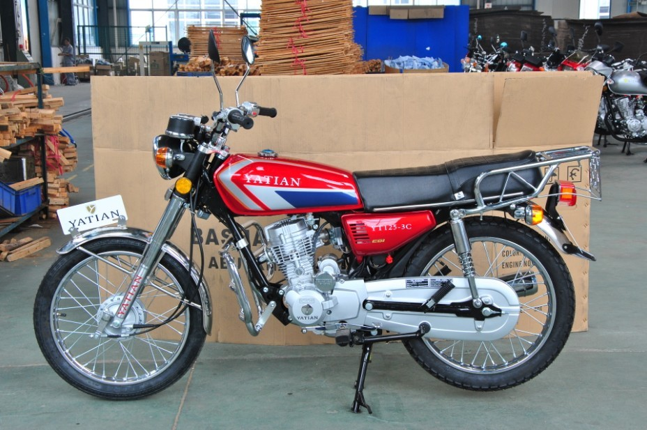 Motocicletas made in china