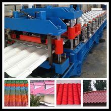 roof tile making roller forming machinery, cnc glazed roofing sheet roll forming machine