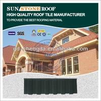 Sunstone Galvanized Color Coated Unique Roofing Materials