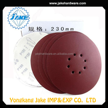 New Design Promotional Most Powerful Round Abrasive Velcro Discs