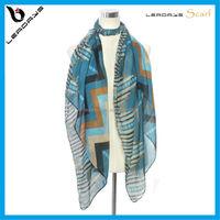 cute classic fashion lady scarf distributor