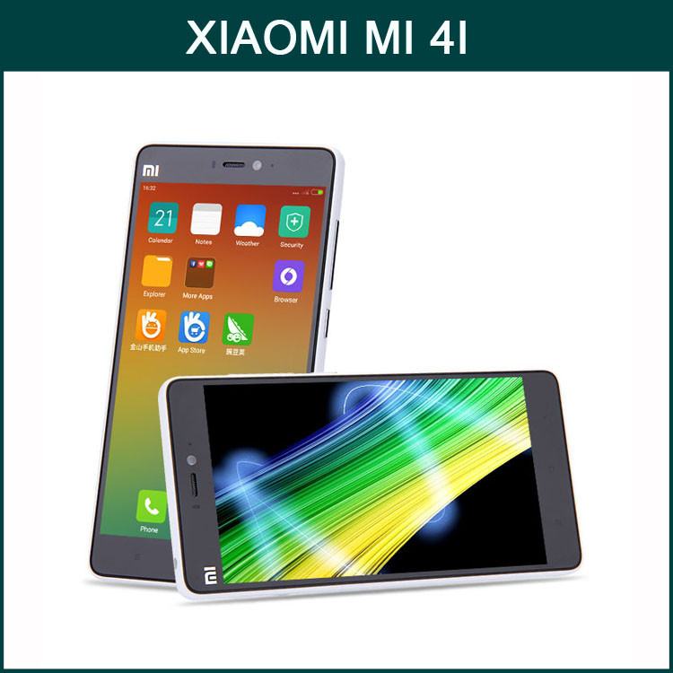 Newest Smartphone Android 5.0 4G LTE Mobile Phone XIAOMI MI 4I MI4I