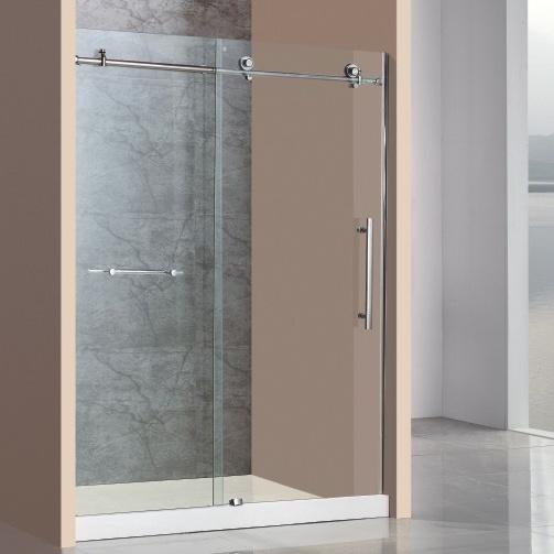 Popolar Large Sliding Glass Shower Doors